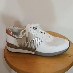 EUC MK Tennis Shoes